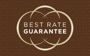 The best rate on our website