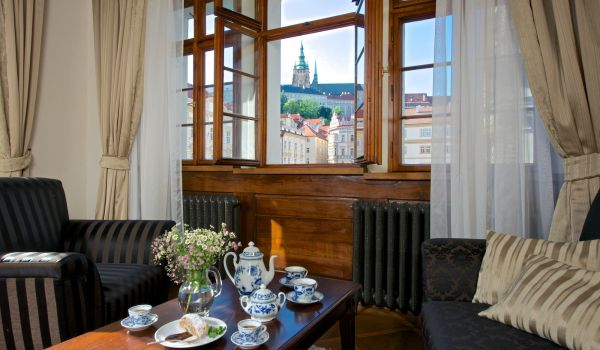 Prague Castle View two bedroom apartment (4)